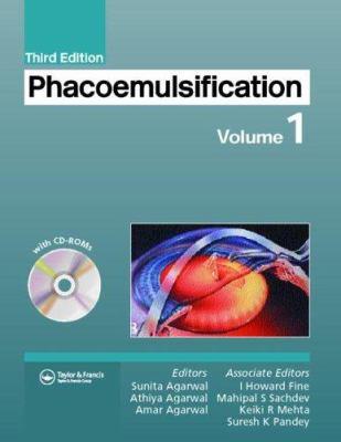 Phacoemulsification 9781841844701
