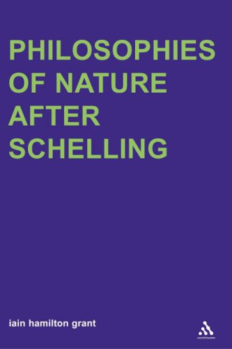 Philosophies of Nature After Schelling 9781847064325