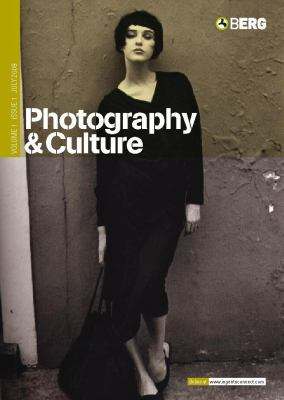 Photography & Culture, Volume 1 9781847882219