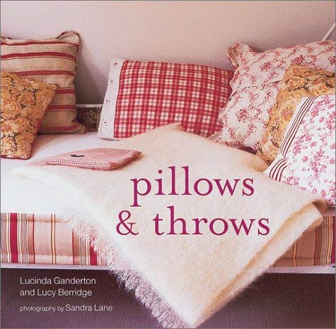 Pillows and Throws 9781841724768