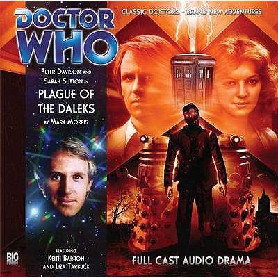 Plague of the Daleks 9781844354320