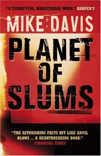 Planet of Slums 9781844671601
