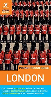 Pocket Rough Guide London 9781848362741