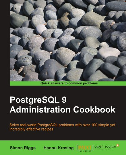 PostgreSQL 9 Administration Cookbook 9781849510288
