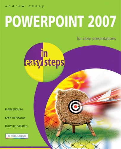 PowerPoint 2007 in Easy Steps 9781840783278