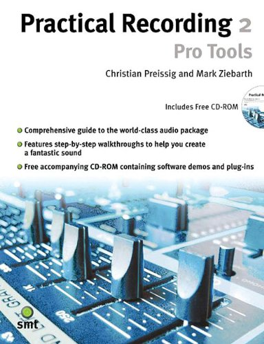 Practical Recording 2: Pro Tools 9781844920563