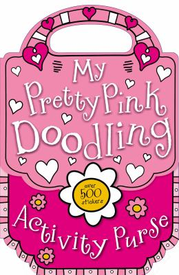 My Pretty Pink Doodling Activity Purse (9781848796706) photo