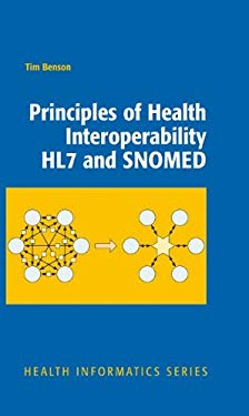 Principles of Health Interoperability HL7 and SNOMED