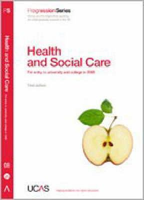 Progression to Health and Social Care 9781843610748