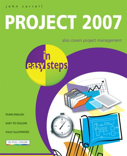 Project 2007 in Easy Steps 9781840783254