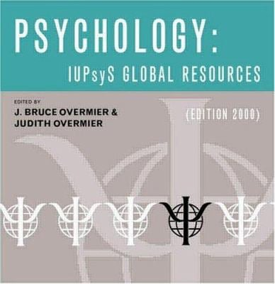 Psychology: Iupsys Global Resource Guide 9781841692104