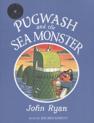 Pugwash and the Sea Monster 9781847803993