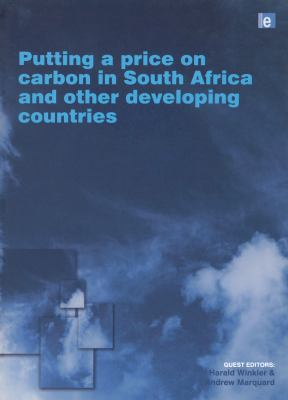 Putting a Price on Carbon in South Africa and Other Developing Countries 9781849712439