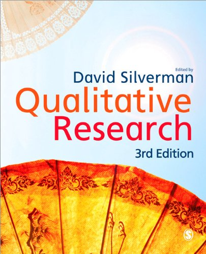 Qualitative Research: Issues of Theory, Method and Practice 9781849204170