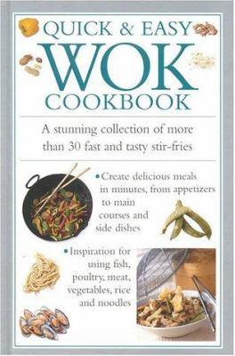 Quick & Easy Wok Cookbook 9781842151631