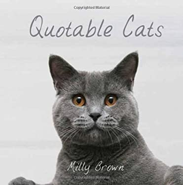Quotable Cats 9781840245363