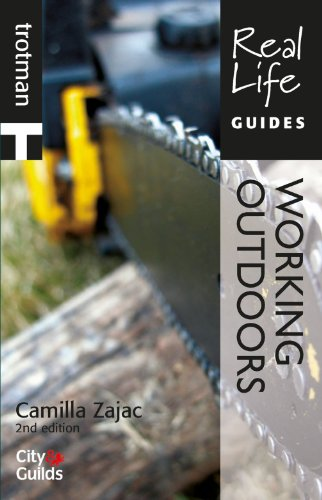 Real Life Guide: Working Outdoors 9781844551569