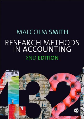 Research Methods in Accounting 9781849207973