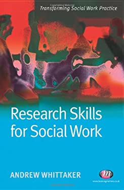 Research Skills for Social Work 9781844451791