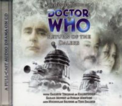 Return of the Daleks 9781844352388