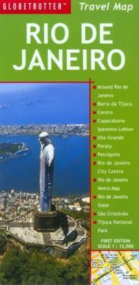 Rio de Janeiro Travel Map 9781845370671