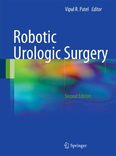 Robotic Urologic Surgery 9781848827998