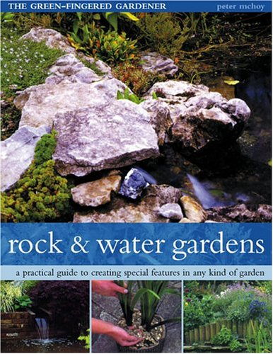 Rock and Water Gardens 9781844760534