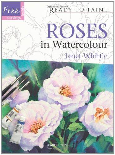 Roses in Watercolour 9781844486359