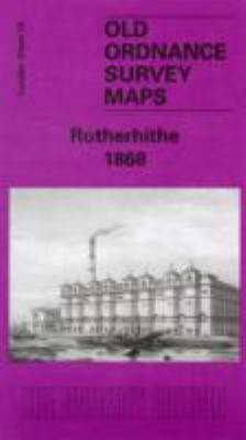 Rotherhithe 1867: London Sheet 078.1 9781841514666
