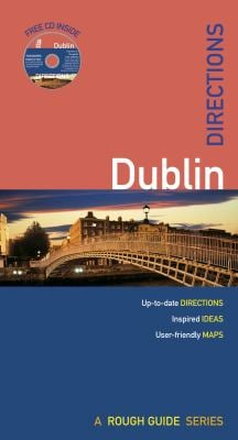 Rough Guide Directions Dublin [With Mini CD] 9781843535430