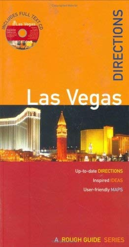 Rough Guide Directions Las Vegas 9781843534785