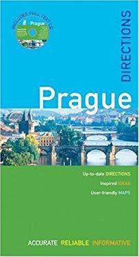 Rough Guide Directions Prague 9781843534259