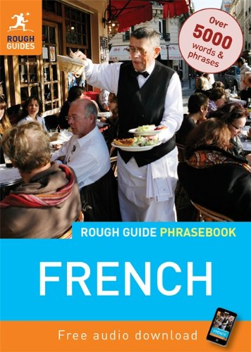 The Rough Guide French Phrasebook 9781848367296