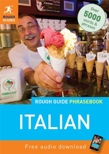 The Rough Guide Italian Phrasebook 9781848367319