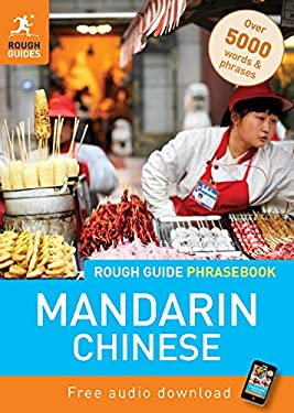 Rough Guide Mandarin Chinese Phrasebook 9781848367333