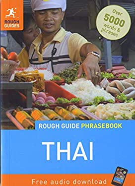 Rough Guide Thai Phrasebook 9781848367371