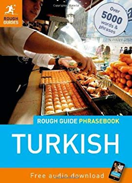 Rough Guide Turkish Phrasebook 9781848367401