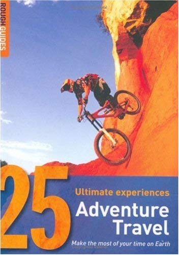 Rough Guides 25 Adventure Travel 9781843538295