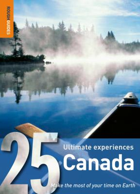 Rough Guides 25 Canada 9781843538172