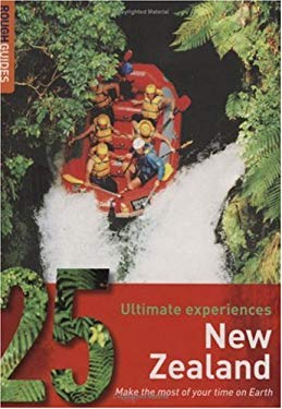 Rough Guides 25 New Zealand 9781843538257