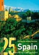 Rough Guides 25 Spain 9781843538288