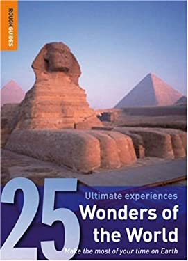 Rough Guides 25 Wonders of the World 9781843538356