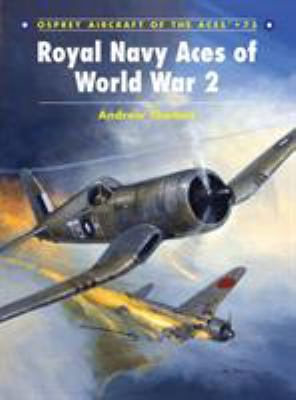 Royal Navy Aces of World War 2 9781846031786