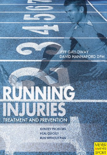 Running Injuries: Treatment and Prevention 9781841262840