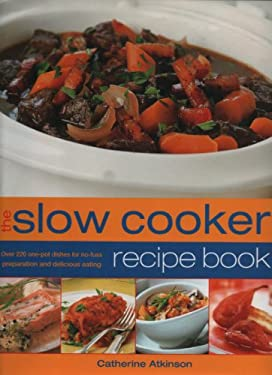 Slow Cooker Recipe Book 9781844773756