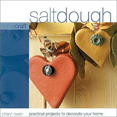 Salt Dough: Practical Projects to Decorate Your Home 9781842155950