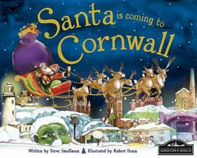 Santa is Coming to Cornwall 9781849932936