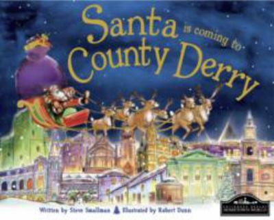 Santa is Coming to County Derry 9781849935227