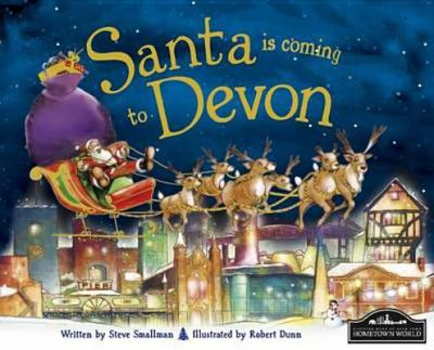 Santa is Coming to Devon 9781849933100