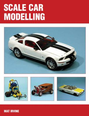 Scale Car Modelling 9781847972910